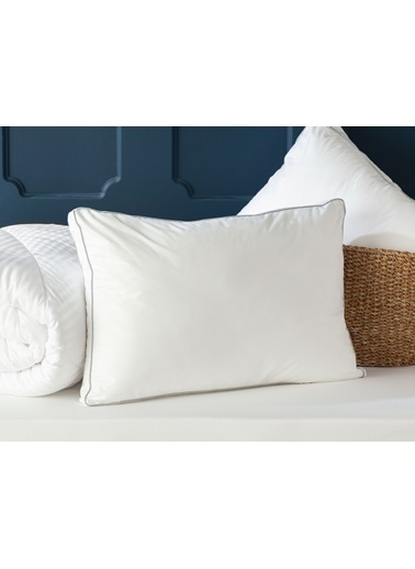 Madame Coco Lüx Nano Yastık - Beyaz Beyaz